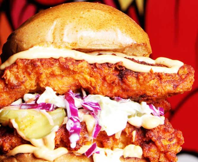 Jumbo Mac Burger